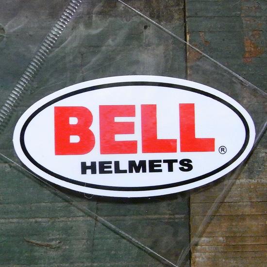 BELL レーシング ステッカー シール アメリカン雑貨の画像