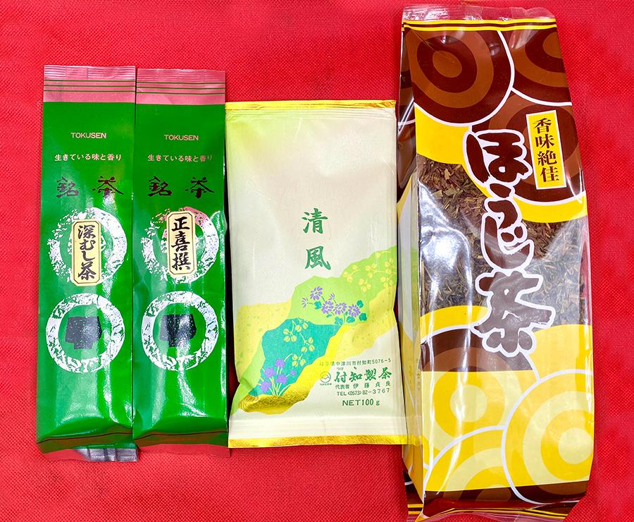付知農産加工の豆菓子詰め合わせセット