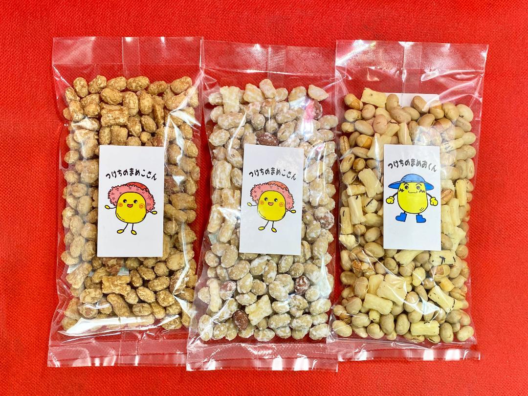 付知農産加工の豆菓子詰め合わせセット画像
