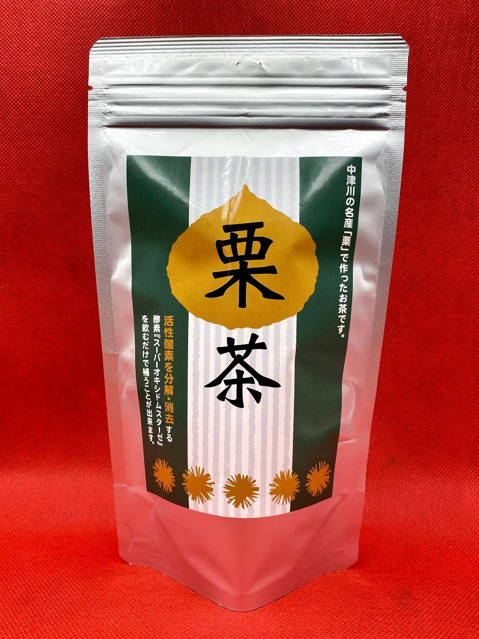 中津川の栗茶画像