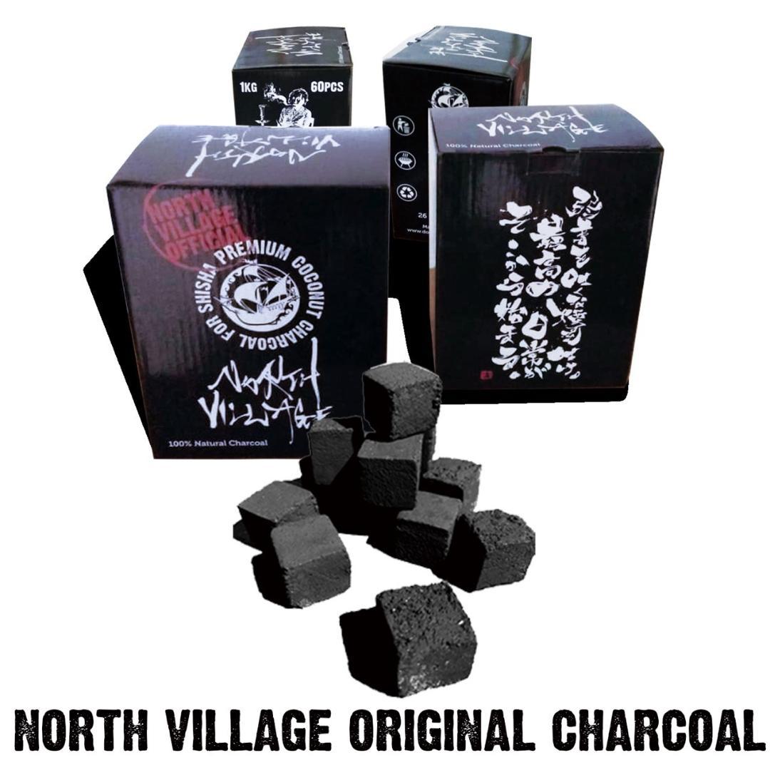 NORTH VILLAGE Original Charcoal (ノースヴィレッジオリジナルチャコール)画像