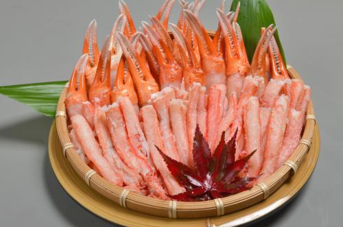 【中浦食品】境港産 紅ずわいがに鍋セット画像