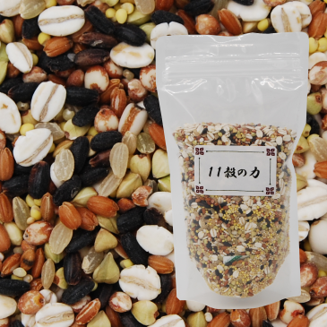 国産雑穀オリジナルブレンド量り売り(11穀の力)画像