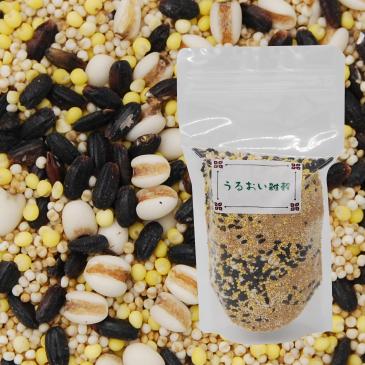 国産雑穀オリジナルブレンド量り売り(うるおい雑穀)画像