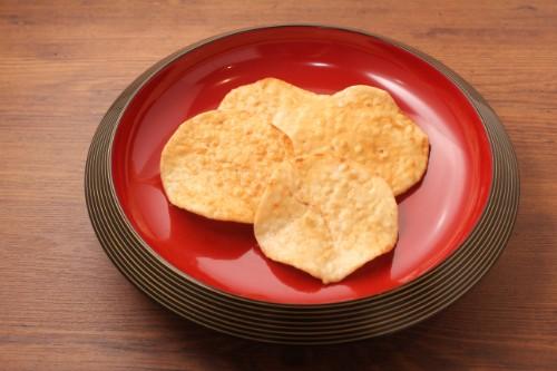 神楽坂煎餅 うす焼画像