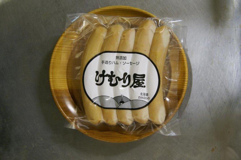 チーズ入りソーセージの画像