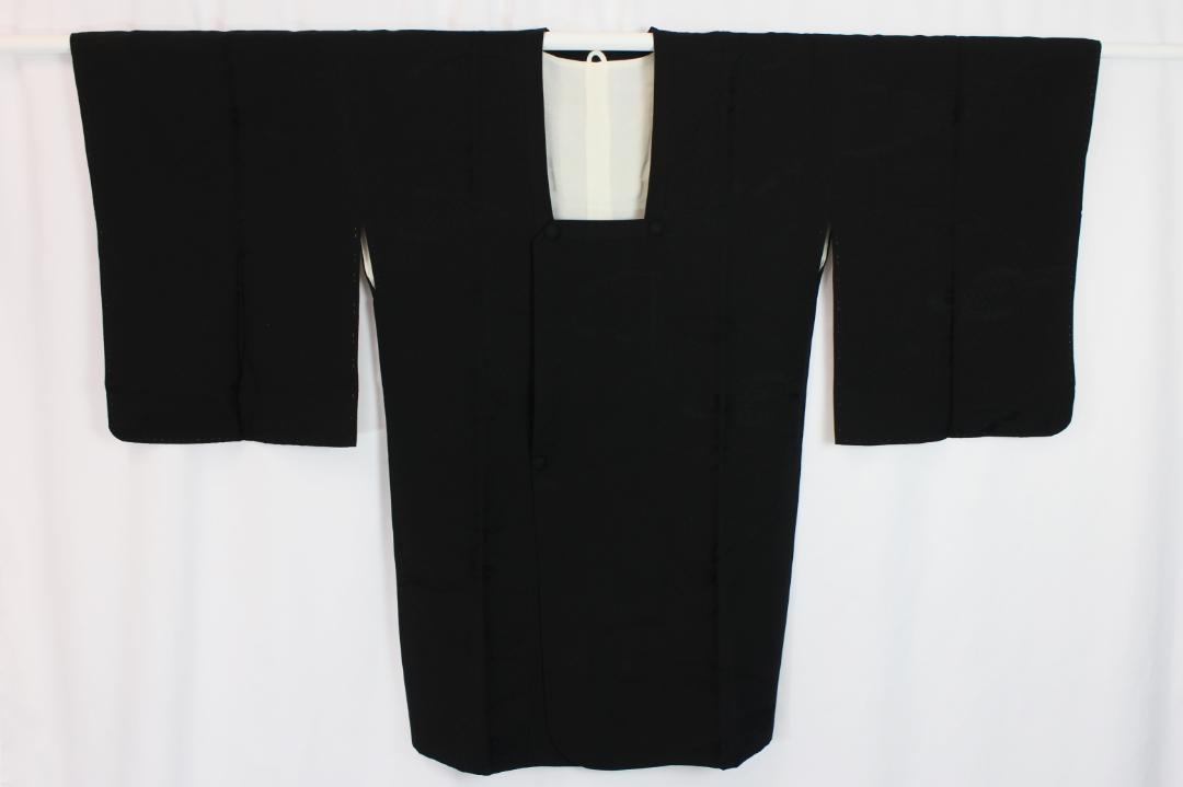 【古着物】道行衿和装コート画像