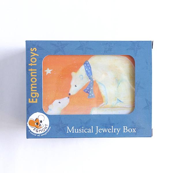 オルゴール付き子供用ジュエリーボックスは、女の子へのプレゼントにもおすすめ