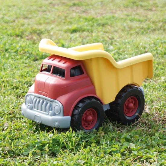 グリーントイズ 男の子が喜ぶ砂遊びダンプトラック画像