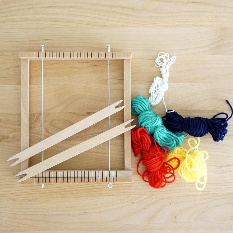 子供用編み機セット内容