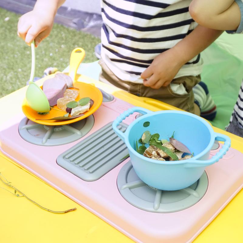 【お得】フライパン・お鍋・キッチンツールとコンロのセットの画像