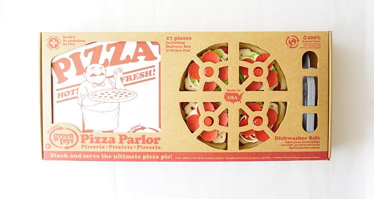 本格ピザ屋さんのおもちゃ ピザ屋さんごっこ