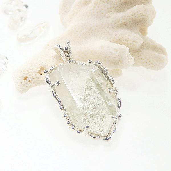 パキスタン水晶のペンダント画像