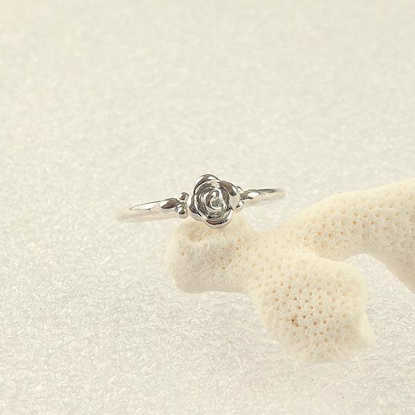 小さな薔薇のリング11.5号画像