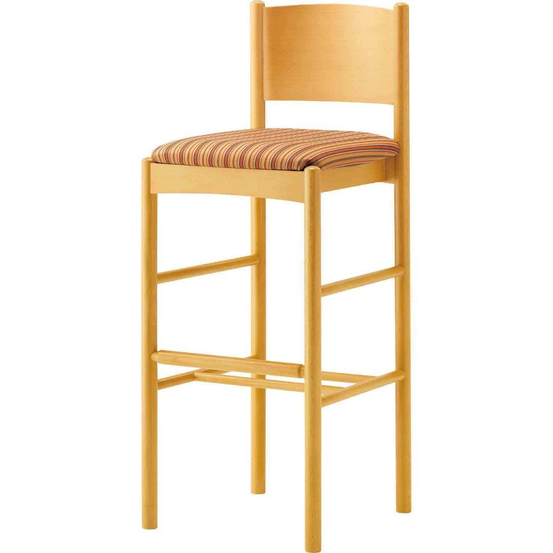 木製 座面高:58~76cm エトーレ 5N画像
