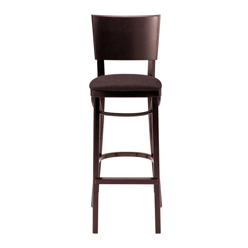 木製 座面高:65~80cm ショコラ DB画像