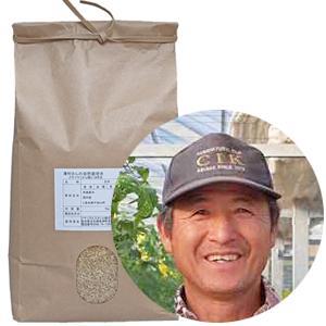 澤村輝彦の自然栽培米あきまさり画像