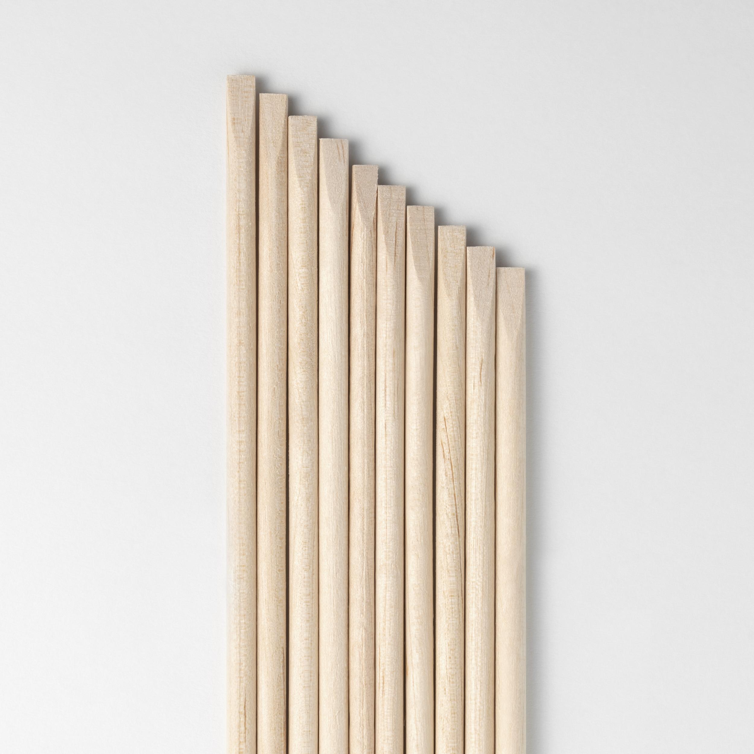 Gel Nail Wood Stick ジェルネイル ウッドスティック 10本セット画像