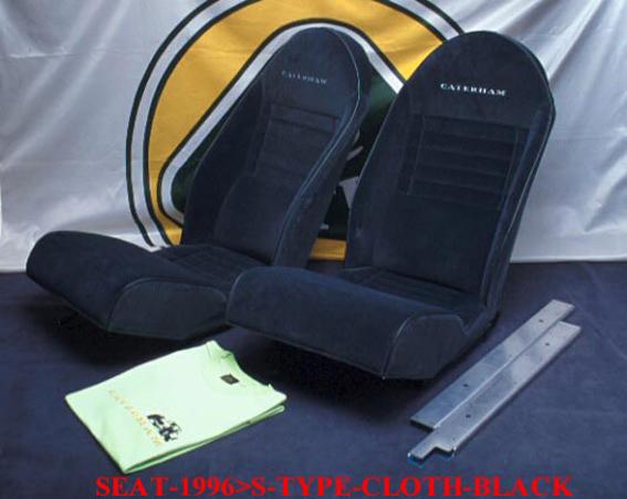 純正シート・ブラッククロス・シートレール付属・S3 1996年以降画像