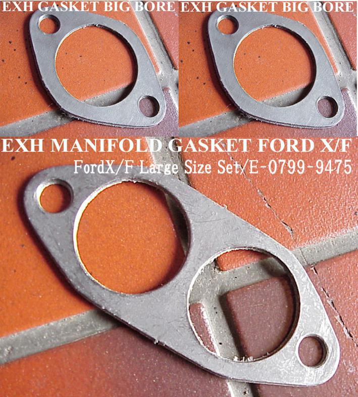 エキゾーストガスケット Ford X/F・LotusT/C画像