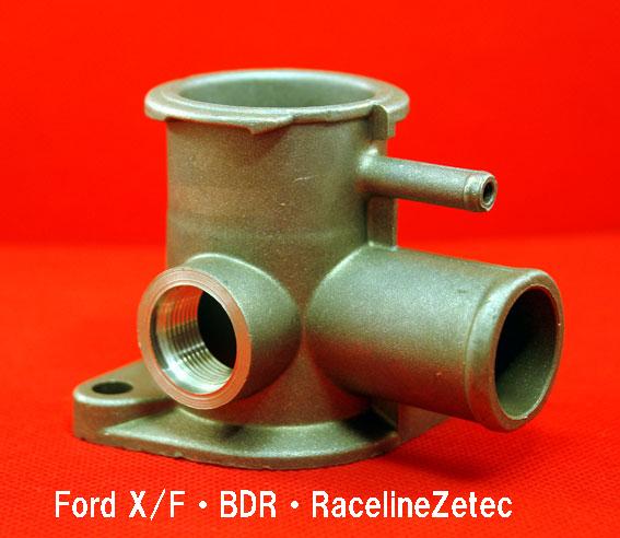 サーモハウジング・フィラーネック・FordX/F・BDR・RacelineZetec画像