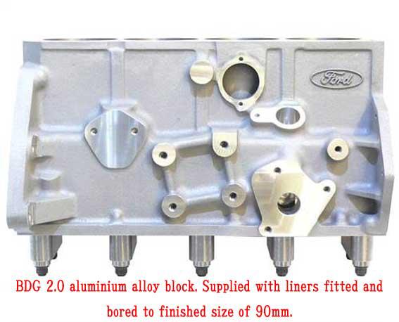 アルミシリンダーブロック BDG2.0画像