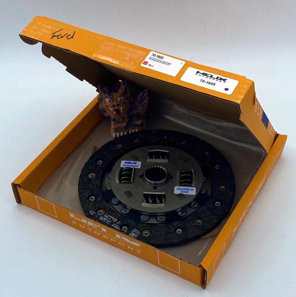 クラッチディスク・CATERHAM・Ford X/F・5,6速STD画像