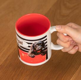 熱いお茶やコーヒーももちろん大丈夫