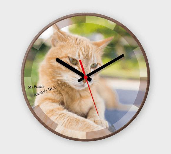 オリジナル時計サークル