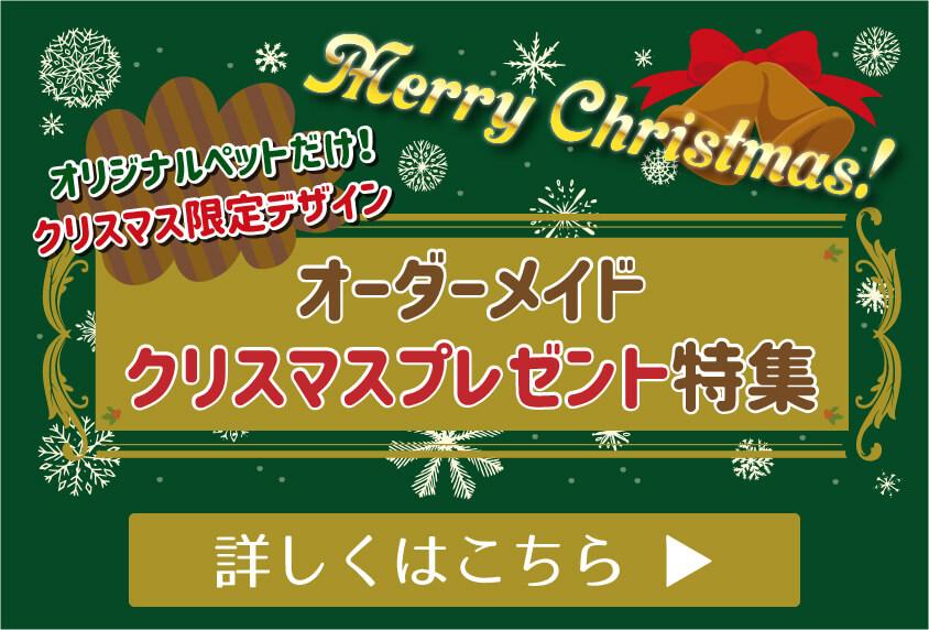 今だけの限定デザイン!クリスマスプレゼント特集