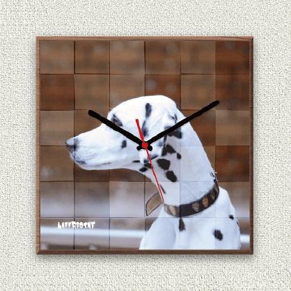 オリジナル時計 パズル