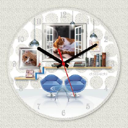 オリジナル時計 デイリー