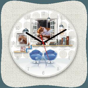 うちの子オリジナル時計デイリー
