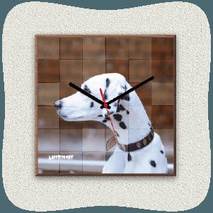 うちの子オリジナル時計パズル