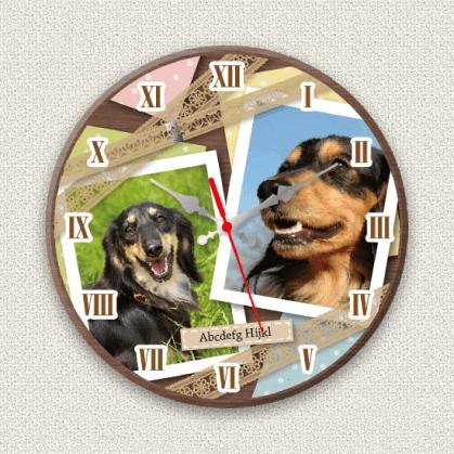 オリジナル時計ガーリーレース
