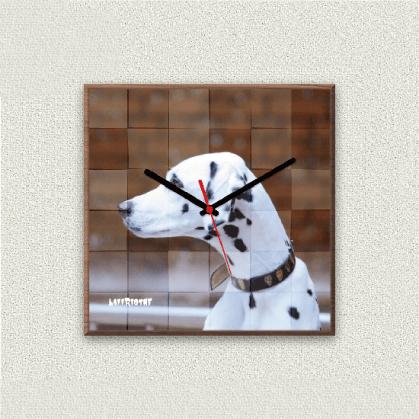 オリジナル時計パズル
