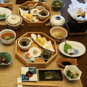 伊豆修善寺 絆の料理