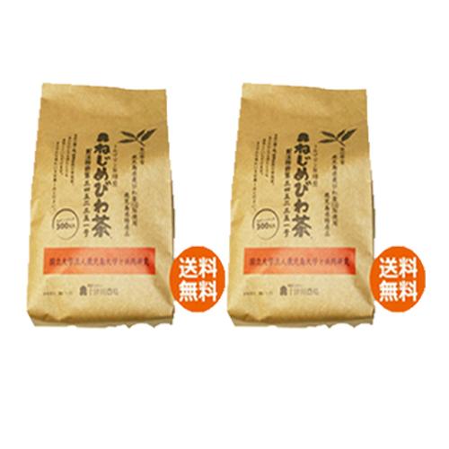 【あす着対応】【お買上特典】十津川農場 ねじめびわ茶300 (2gティーバック 300包入)×2箱セット画像