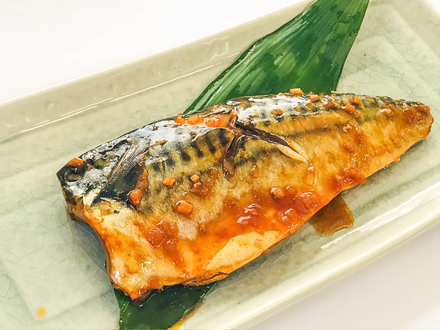 鯖の生姜煮 6袋セット画像