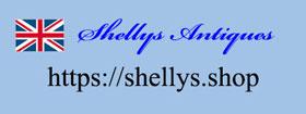 アンティーク家具販売のオンライン通販サイトのバナー