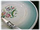 アンティークのスージークーパーのお皿