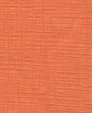 民芸ちりめん 橙の画像