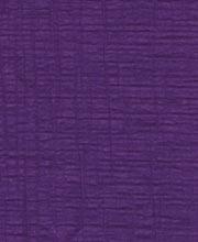 民芸ちりめん 紫の画像