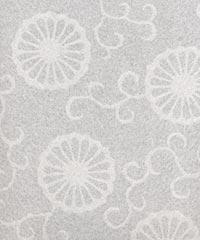 透かし和紙 機械漉き 菊唐草の画像