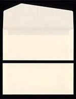 OA封筒 簀目和紙 定型洋4型画像
