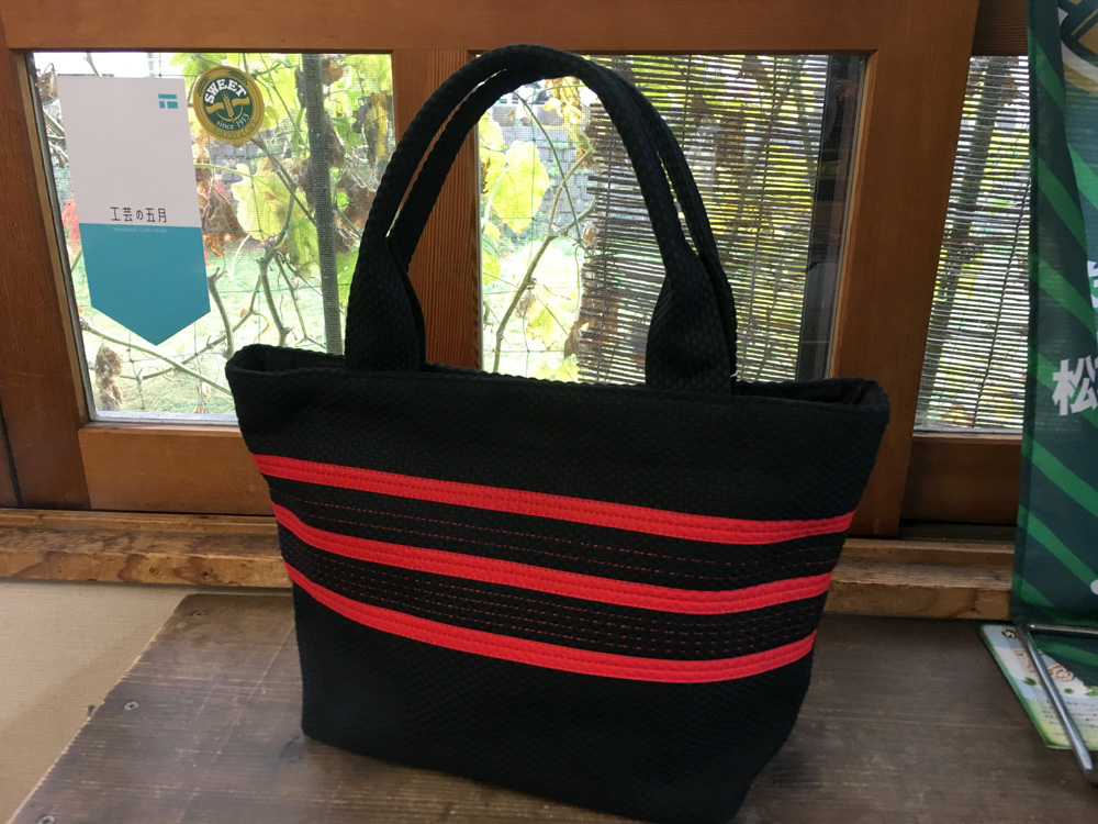Line Tote【ライントート】画像
