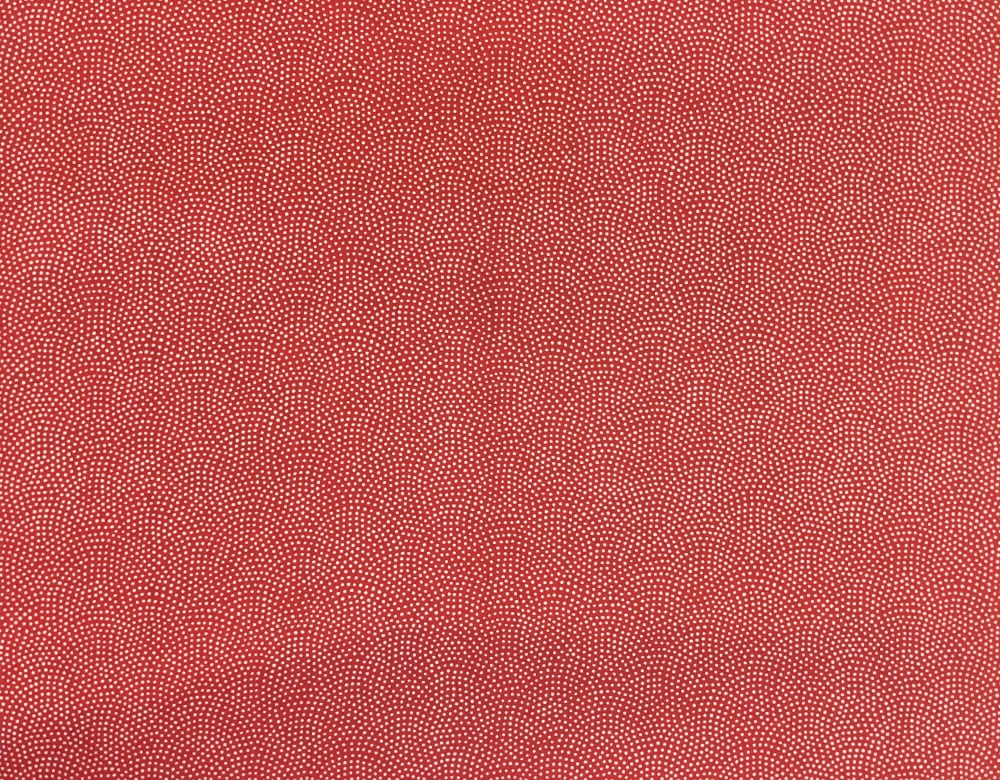 京染め 鮫肌 赤の画像