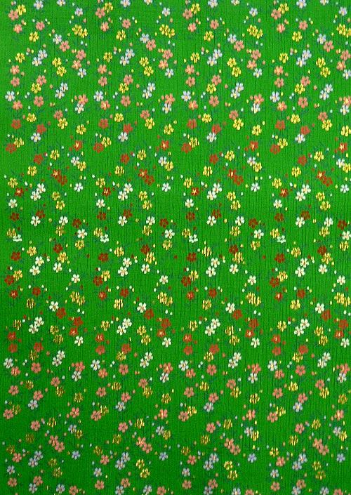 能千代 しだれの桜 緑の画像