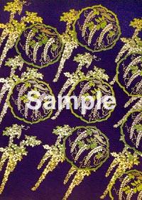 能千代 藤ずくし 紫画像