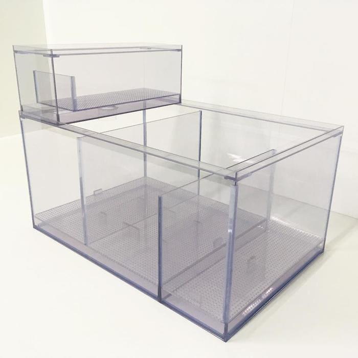 ウェット式濾過槽(ウールBOX付)(600×400×300)画像